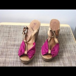 Perfect wedges for summer time